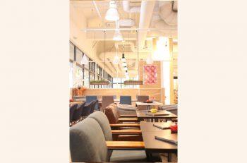 ナチュラルな雰囲気が魅力カフェ青山の新店が登場!