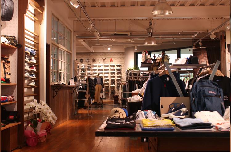 洋服やシューズを販売するWEBショップcocochiyaが実店舗をオープン