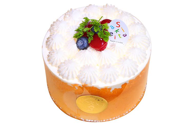 【新潟市北区】アニバーサリーケーキラボいえいの『生シフォンケーキ』