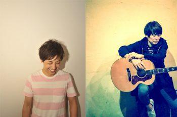 さまざまなバンドで活躍する新井仁と、シンガーソングライターのノムソンによるツーマンライブ!