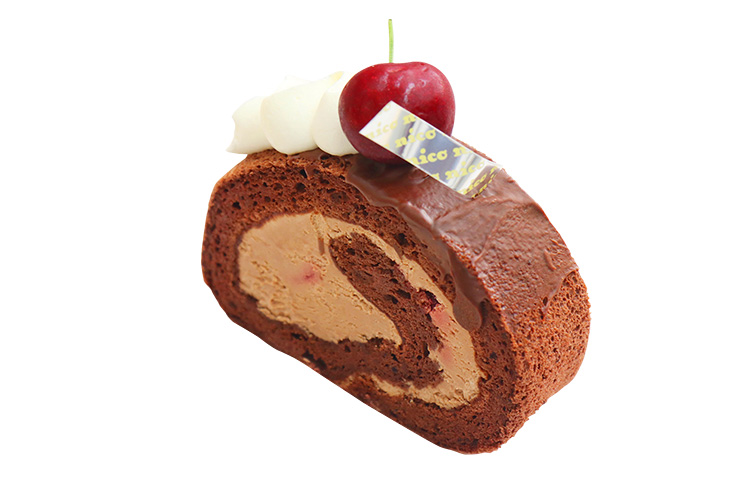 【村上市】お菓子屋さんnicoの『チョコロール』