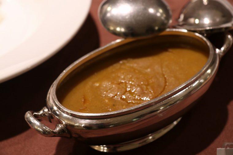 西洋料理と言えばイタリア軒、イタリア軒と言えばカレー! とまで言われていたそうな