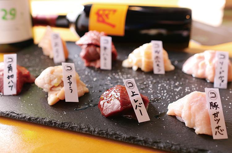 新潟の赤身肉 が楽しめる『その日のスペシャル』(2,500円〜)