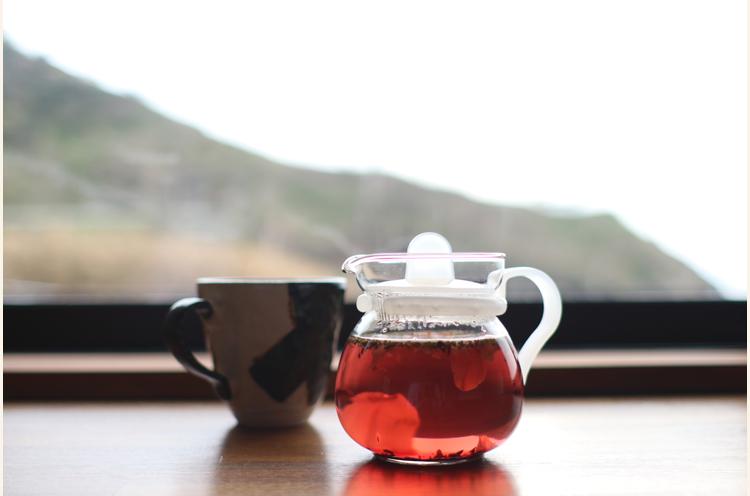 『ハーブティー 女子のお茶』(420円)