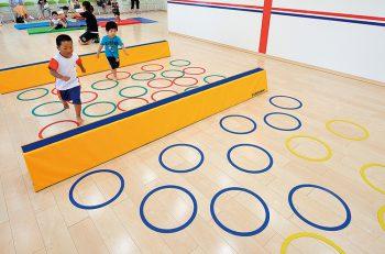 スポーツ万能な子を育成する話題の オールアルビレックス・スポーツクラブ