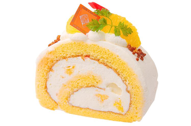 【新潟市北区】ボンクールSAITOの『柑橘ロール』