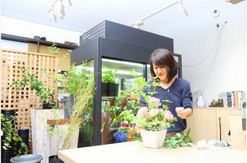 【新潟のスペシャリスト】斎藤由美子さん(店長 Total Plants 花空間むつみ)