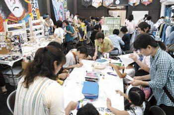 【見附市】さまざまなハンドメイドが集まる人気イベント