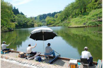 【加茂市】シーズン到来!! 毎年恒例のヘラブナ釣り大会、今年は7月22日(日)ですよ。