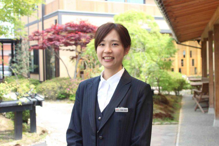 夢ハウスの飯島実紗さんは、入社8年目にして200棟以上の住宅を手がけた女性設計士だ