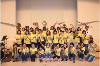新潟県内初のママさんブラスバンドによるコンサート。赤ちゃんから大人まで楽しめます♪