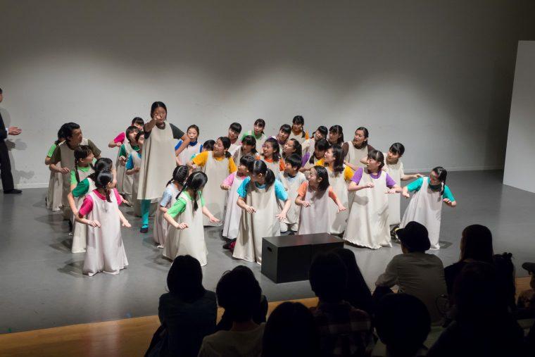 APRICOT2018春季公演『ハイジ』-スタジオ・トライアル-より