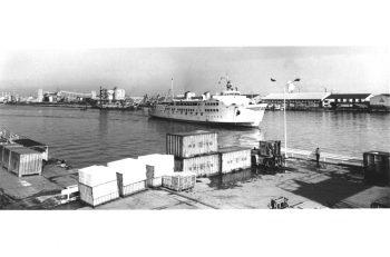 開港後150年間に新潟港に入港したさまざまな船舶を紹介します!