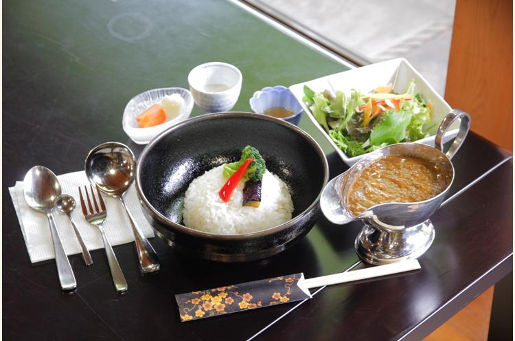『夏カレー膳』1,380円
