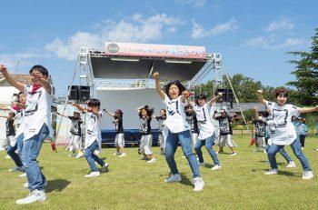【阿賀野市】安田エリアの名物「だしの風」がお祭りに