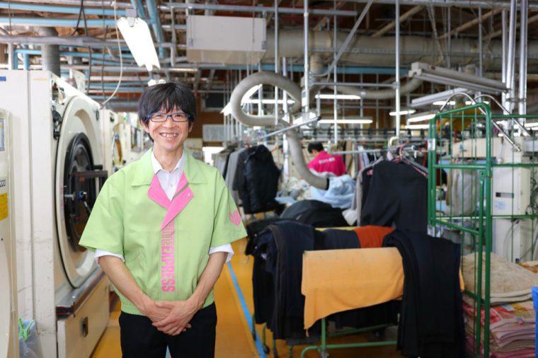 新潟県内に約110店舗。衣類のメンテナンスや相談は、お近くのペリカンクリーニングまで