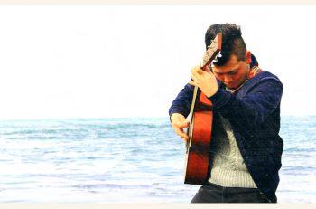 シンガーソングライター・Mondeoが故郷の出雲崎でライブを開催!