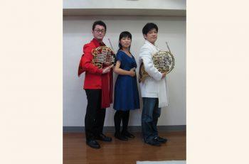 日本を代表するホルン奏者2人が贈る、魅惑の懐メロ音楽ショー