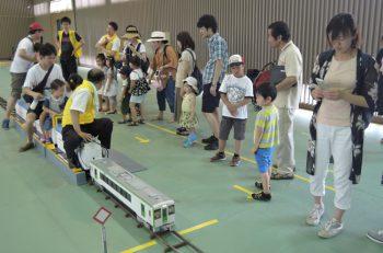 新津鉄道資料館でサンクスフェアを開催! 来て、見て、触れて、鉄道がもっと好きになる2日間!
