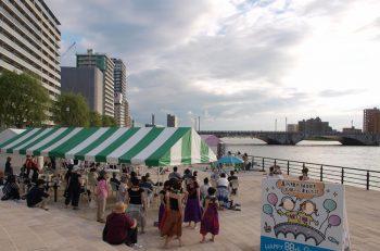 新潟市のシンボル「萬代橋」の生誕を祝うおまつりが行なわれます。イベント盛りだくさんです!
