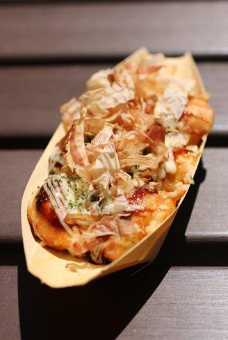一番人気のソースマヨ(350円)