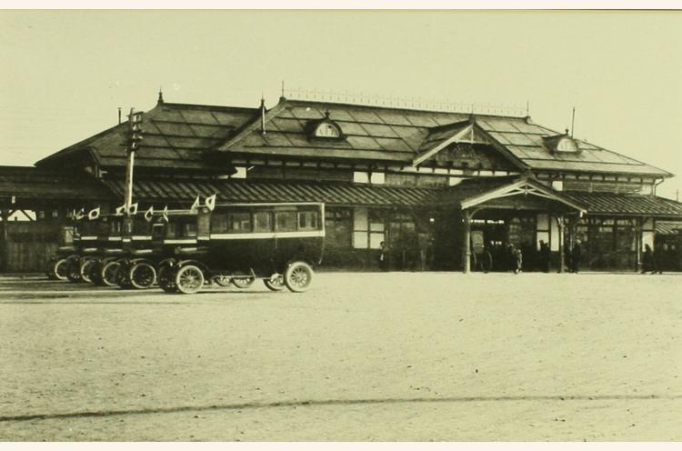 初代新潟駅