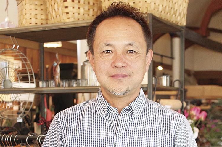 今井卓氏(欧州ぶどう栽培研究所代表取締役社長