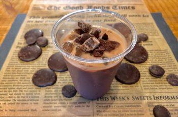 夏限定! チョコレート専門店の冷たいドリンクが人気です!!