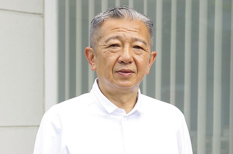 川上啓介氏(ルーテシアオーナーシェフ)