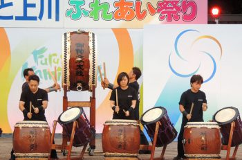 【阿賀町】お盆の最後を彩る阿賀町上川のお祭り