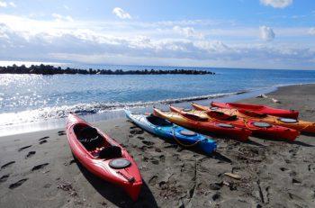 粟島の自然を気軽に体験できるプログラム