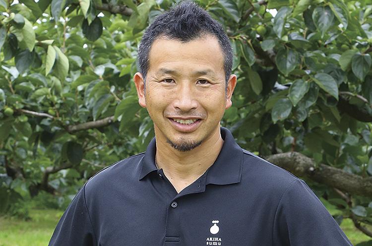 高塚俊郎氏(タカツカ農園代表