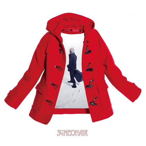 3枚目のミニアルバム『赤いコート』。2010年12月8日発売。