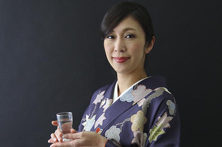 村山和恵氏(日本酒学講師)