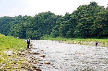 【関川村】7月1日から鮎釣りが解禁。平成の名水百選に選ばれた荒川で鮎釣りを楽しもう!
