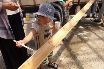 流しそうめん無料試食会同時開催!  丸榮製粉の「乾麺即売会」8月4日(土)に開催!