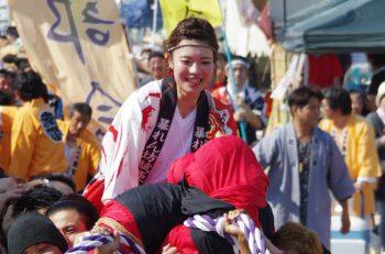 【妙高市】前夜祭・本祭りともに盛り上がる!「あらい」のお祭り