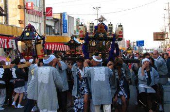 【五泉市】村松地区最大のお祭り