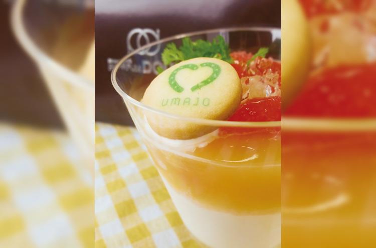 新潟市中央区のケーキ屋「パルファン ドゥー」の『パンプルムース』『フレッシュチーズタルト』