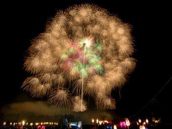 【小千谷市】新潟の花火大会の締めくくりと言える2日間