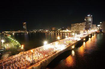 今週末いよいよ開催「新潟まつり」。 日本最大級大民謡流しや花火大会などスケジュールをチェック!