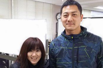不動産鑑定士の講演&元広島東洋カープ今井啓介さんのミニトークショーを開催