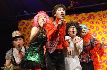 旅するテント劇団、今年は長岡に登場!