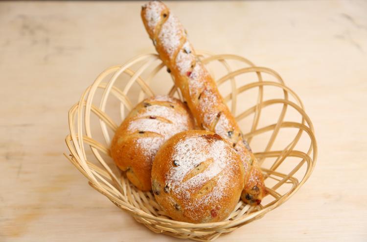イチオシはふわっとやわらかい天然酵母パン