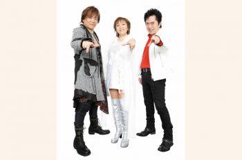 「アニソン」と言ったらこの3人! 水木一郎、影山ヒロノブ、堀江美都子がヒットソングの数々を熱唱します