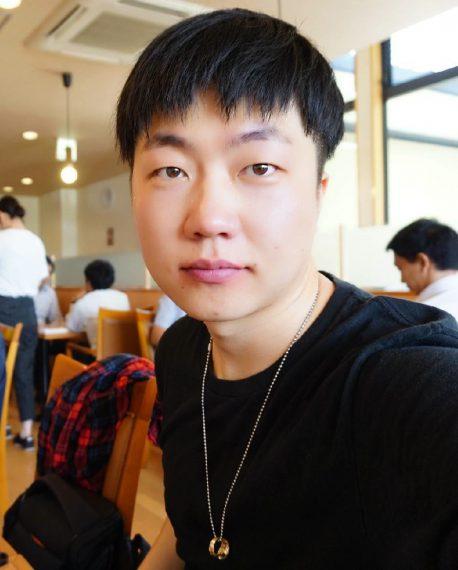 無料体験会の講師を務めるKim Tae woo先生