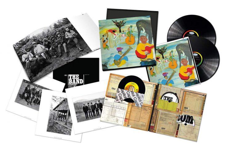 『ミュージック・フロム・ビッグ・ピンク』50周年記念エディション盤