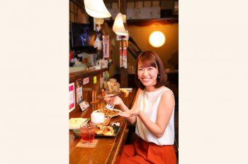 UX新潟テレビ21 大西遥香アナのおすすめは、月ひかり の『いなりギョーザ』