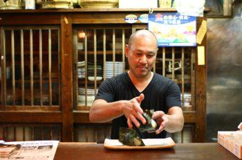 県外の人に自慢したい 湯沢温泉街のおにぎりの名店