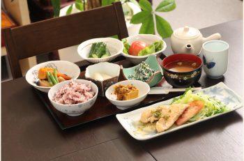 野菜たっぷり。栄養バランスを考えた料理と中国茶で癒しのひととき |長岡市